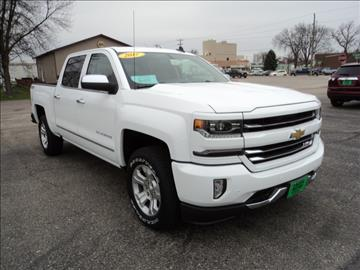 2017 Chevrolet Silverado 1500 for sale in Milbank, SD