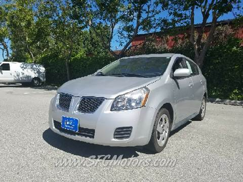 2009 Pontiac Vibe for sale in San Francisco, CA