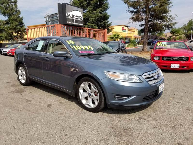 2010 Ford Taurus for sale at AUTOMEX in Sacramento CA