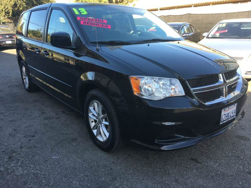 2013 Dodge Grand Caravan for sale at AUTOMEX in Sacramento CA