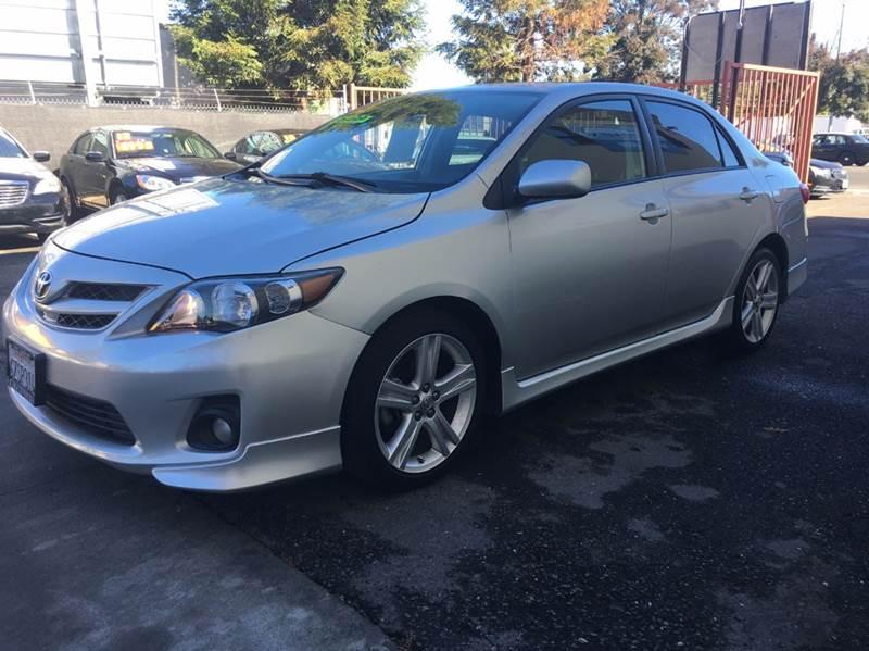 2013 Toyota Corolla for sale at AUTOMEX in Sacramento CA