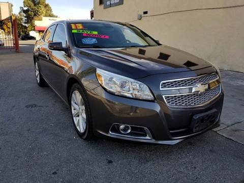 2014 Chevrolet Malibu for sale at AUTOMEX in Sacramento CA