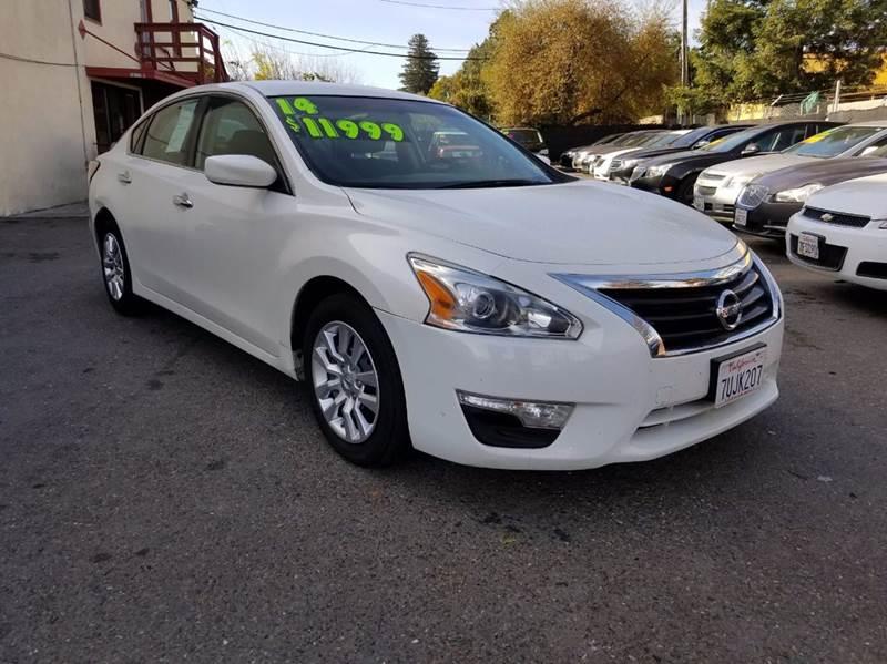 2014 Nissan Altima for sale at AUTOMEX in Sacramento CA
