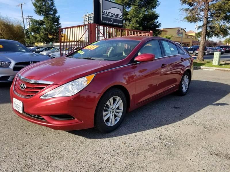 2013 Hyundai Sonata for sale at AUTOMEX in Sacramento CA