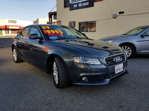 2009 Audi A4 for sale at AUTOMEX in Sacramento CA
