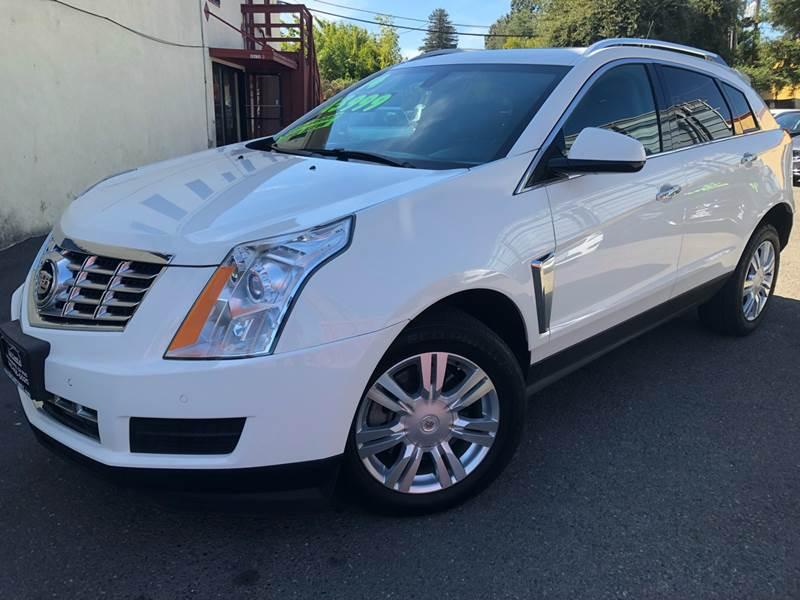 2014 Cadillac Srx Luxury Collection In Sacramento Ca Automex