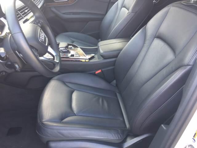2017 Audi Q7 AWD 3.0T quattro Premium Plus 4dr SUV - Fort Myers FL