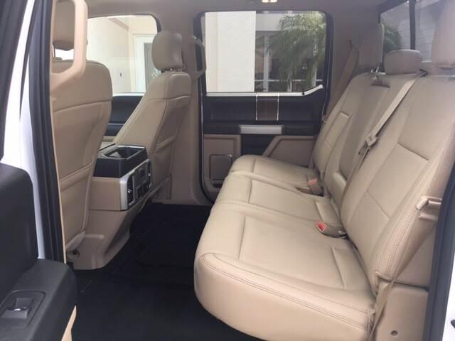 2017 Ford F-150 4x4 Lariat 4dr SuperCrew 5.5 ft. SB - Fort Myers FL