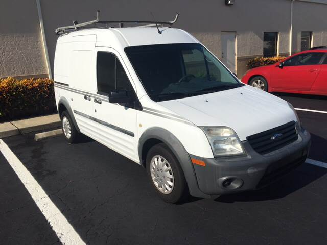 2012 Ford Transit Connect XL 4dr Cargo Mini-Van w/o Side and Rear Glass - Fort Myers FL