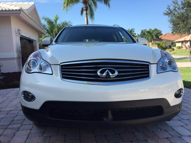 2015 Infiniti QX50 Journey 4dr Crossover - Fort Myers FL