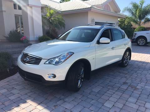 2015 Infiniti QX50 for sale in Fort Myers FL