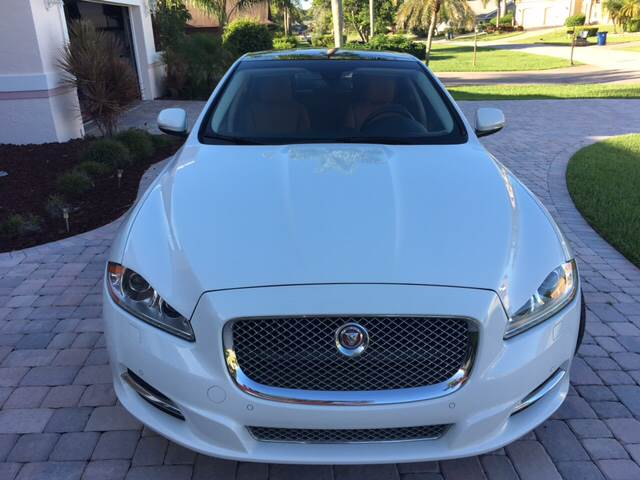 2015 Jaguar XJL Portfolio 4dr Sedan - Fort Myers FL