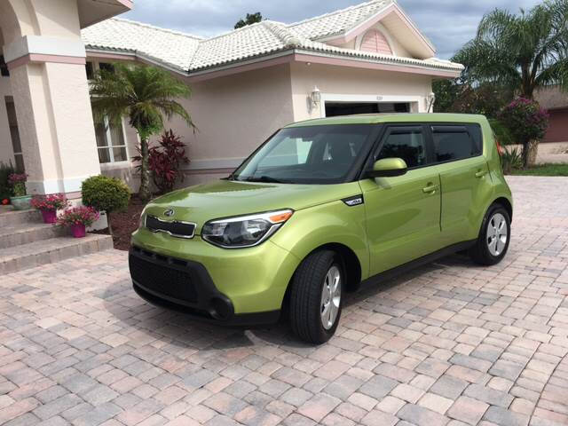 2015 Kia Soul for sale at Bcar Inc. in Fort Myers FL