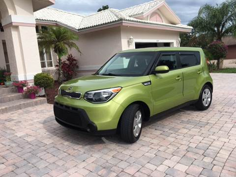 kia soul for sale in fort myers fl. Black Bedroom Furniture Sets. Home Design Ideas