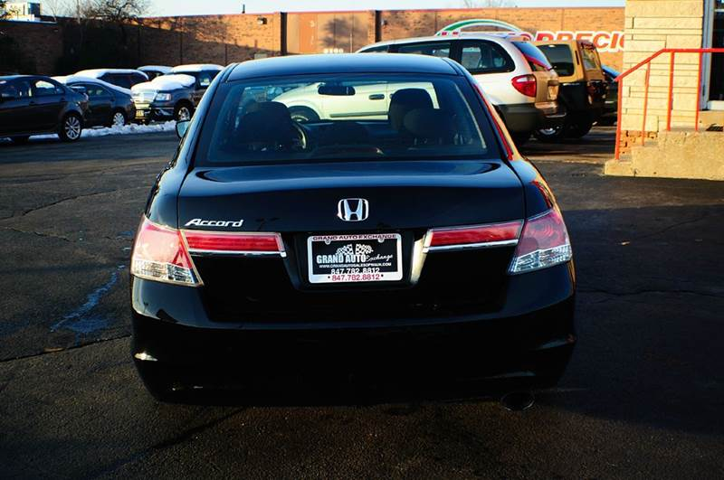 2012 Honda Accord EX 4dr Sedan 5A - Waukegan IL
