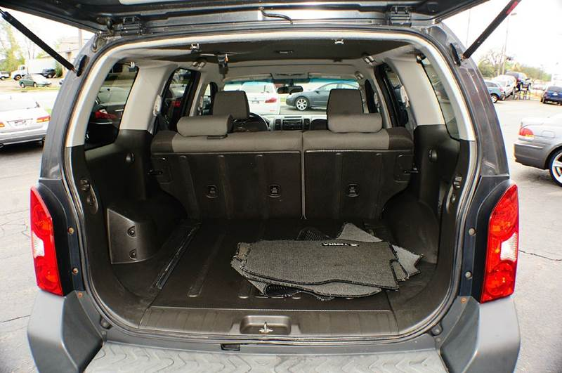 2008 Nissan Xterra X 4x4 4dr SUV 5A - Waukegan IL