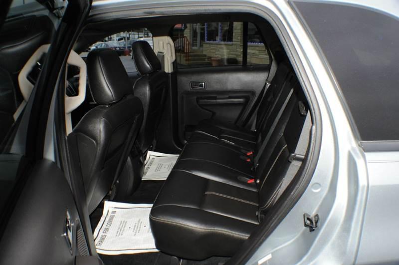 2007 Ford Edge SEL Plus 4dr SUV - Waukegan IL