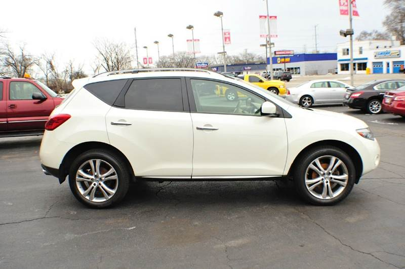 2010 Nissan Murano AWD LE 4dr SUV - Waukegan IL