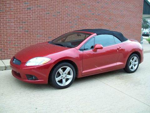 Mitsubishi Eclipse Spyder For Sale In Mount Clemens Mi Affordable Cars Inc