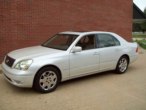 used 2001 lexus ls 430 for sale in michigan - carsforsale®