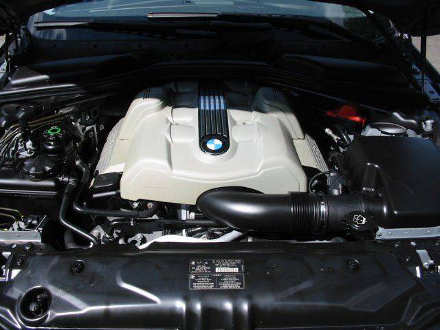 2005 BMW 5 Series 545i 4dr Sedan - Dobson NC