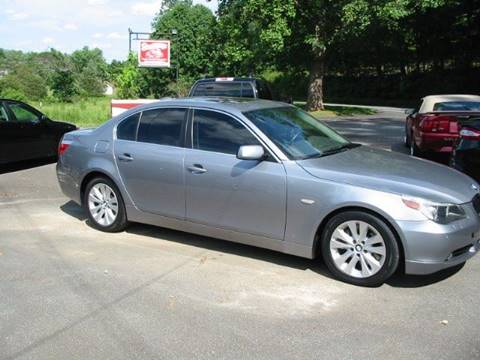 2005 BMW 5 Series for sale at Southern Used Cars in Dobson NC