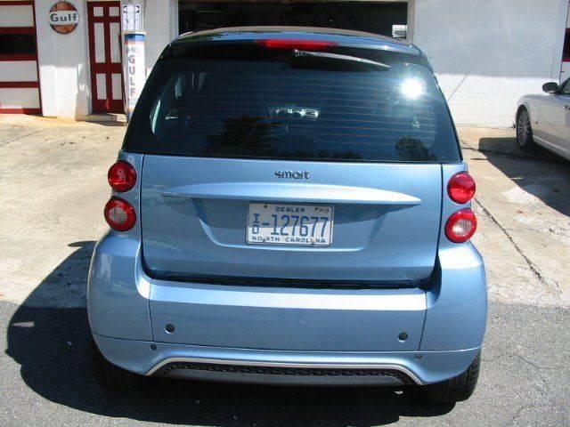 2013 Smart fortwo passion 2dr Hatchback - Dobson NC