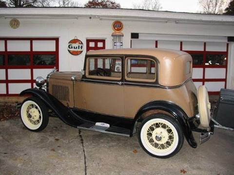 1931 Ford Model A for sale at Southern Used Cars in Dobson NC