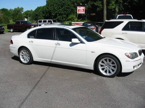 2006 BMW 7 Series for sale at Southern Used Cars in Dobson NC
