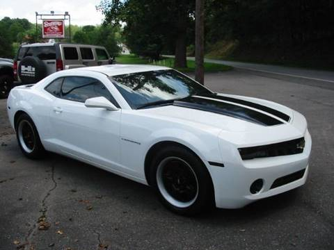 2012 Chevrolet Camaro for sale at Southern Used Cars in Dobson NC