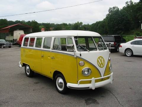 1966 Volkswagen delux   type 2 for sale at Southern Used Cars in Dobson NC