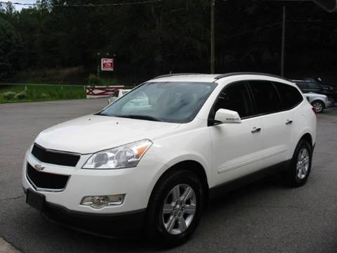 2012 Chevrolet Traverse for sale at Southern Used Cars in Dobson NC