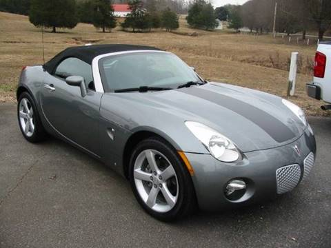 2006 Pontiac Solstice for sale in Dobson, NC