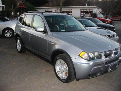 2006 BMW X3 for sale at Southern Used Cars in Dobson NC