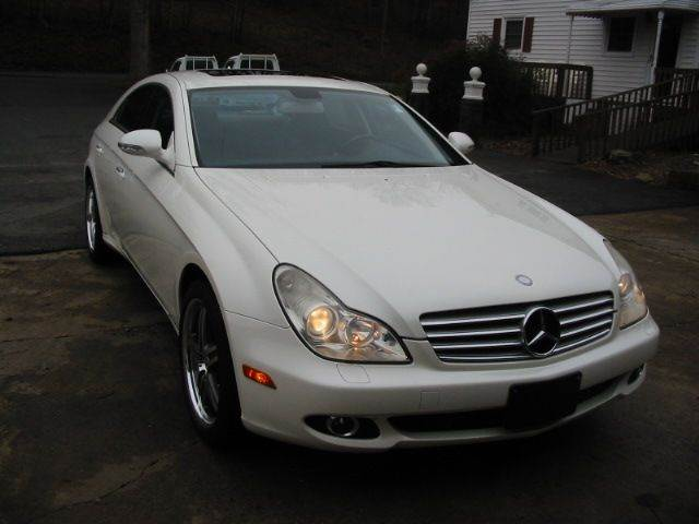 2008 Mercedes-Benz Cls CLS 550 4dr Sedan In Dobson NC - Southern