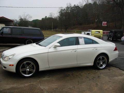2008 Mercedes-Benz CLS for sale at Southern Used Cars in Dobson NC