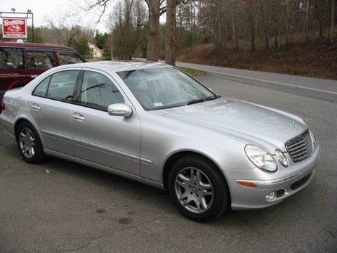 2004 Mercedes-Benz E-Class for sale at Southern Used Cars in Dobson NC