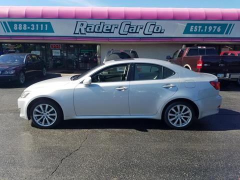 2006 Lexus IS 250 for sale in Columbus OH