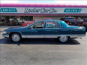 1995 Cadillac Fleetwood for sale in Columbus, OH