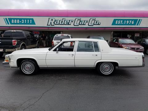 by in brougham sale cadillac for view dealer fleetwood newberry