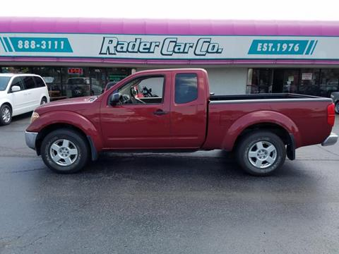 2007 Nissan Frontier for sale in Columbus OH