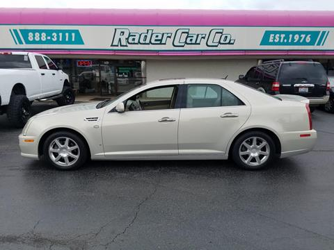2008 Cadillac STS for sale in Columbus OH