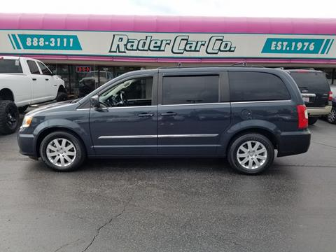 2014 Chrysler Town and Country for sale in Columbus OH