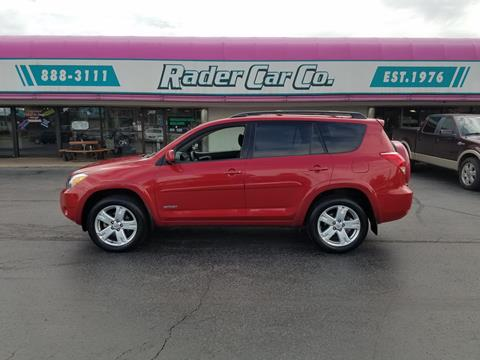 2007 Toyota RAV4 for sale in Columbus OH