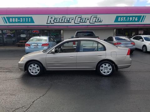 2001 Honda Civic for sale in Columbus OH