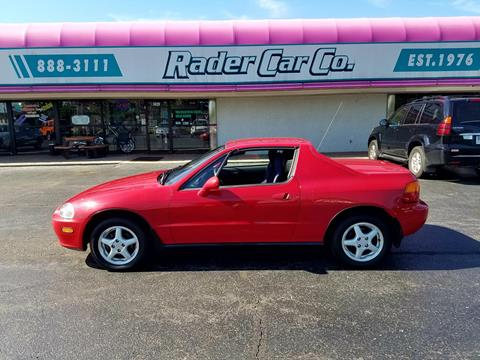 1995 Honda Civic Del Sol For Sale In Columbus, OH