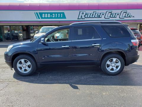 2009 GMC Acadia for sale in Columbus, OH