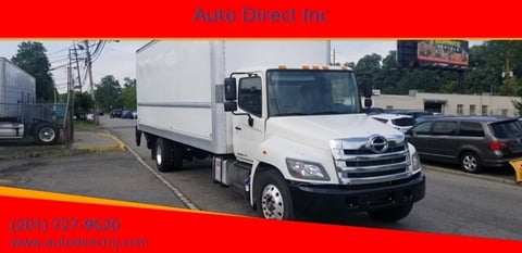 2015 Hino 258A for sale in Hasbrouck Height, NJ