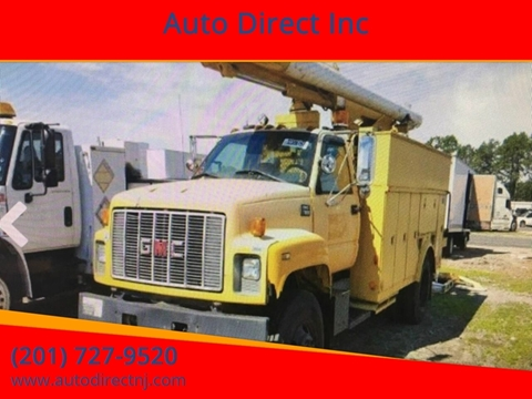 1998 GMC C7500 for sale in Hasbrouck Height, NJ