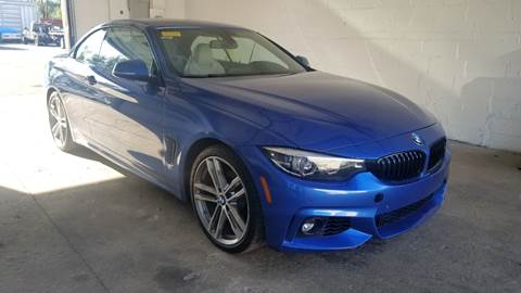 2018 BMW 4 Series for sale in Saddle Brook, NJ